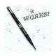 Mechanical Pencil - Red -