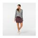 Women's Diamond Peak Quilted Skirt - FIG_HEATHER
