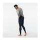 Mens Merino 250 Base Layer Pattern Bottom - DEEP_NAVY/COBALT