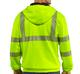 Men's High Visibility Class 3 Thermal Sweatshirt - HI VIS CLASS 3 THERMAL SWEATSHIRT-CORE