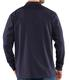 Men's Flame-Resistant Work Dry Cotton Long Sleeve Polo Shirt - FR WORK DRY COTTON LS POLO SHIRT