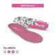 Womens Trophy Hunt Insole - Pink -
