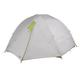 Trail Ridge 4 Tent With Footprint - WHITE/GRN
