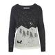 Woolrich Women's Motif Mohair Sweater - Clearance - MOTIF MOHAIR SWEATER