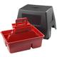 DuraTote Stool and Tote Box - DURA TOTE STEP STOOL